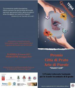Premio Arte di Parole 2021
